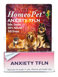Homeopet Anxiety Thunder/Fireworks/Loud Noise